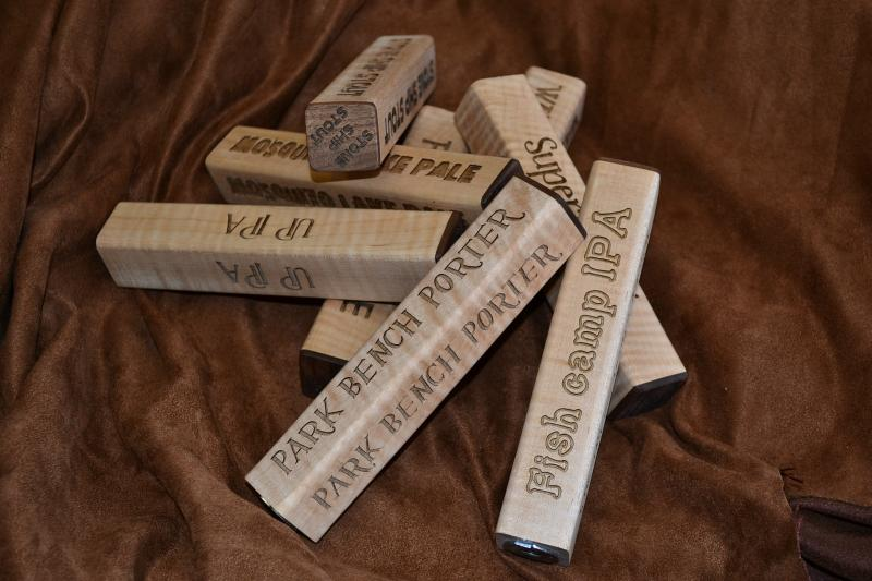 Custom Bar Tap Handles for your bar or Home tap