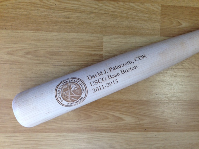 awesome laser engraved baseball bat